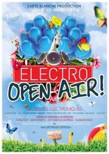 ELECTRO OPEN AIR